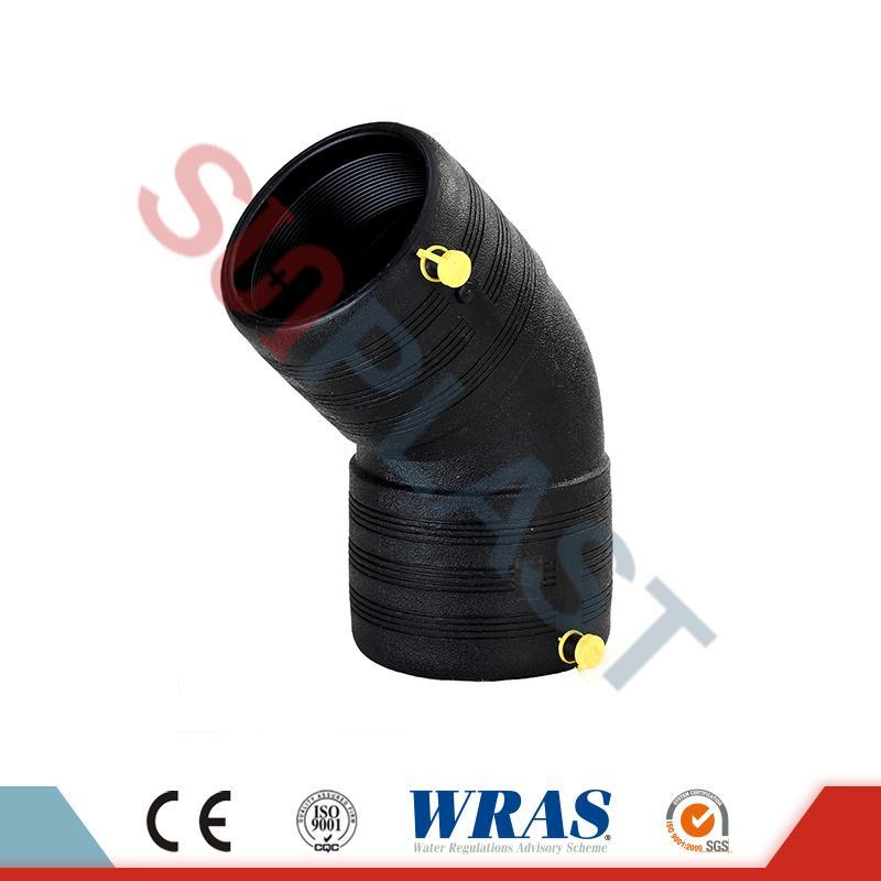 HDPE Electrofusion 45 Céim Elbow